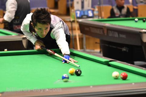 Norio Ogawa ※2018全日本選手権にて