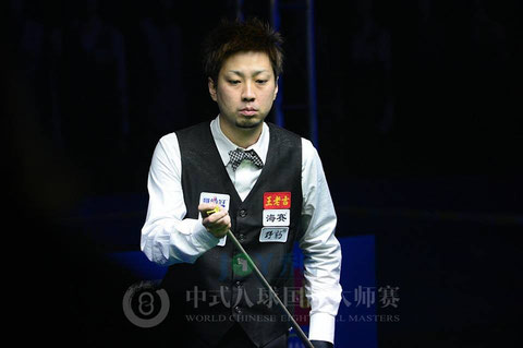 All pictures copyright of Chinese 8-Ball Masters © Sun Xiaoguang