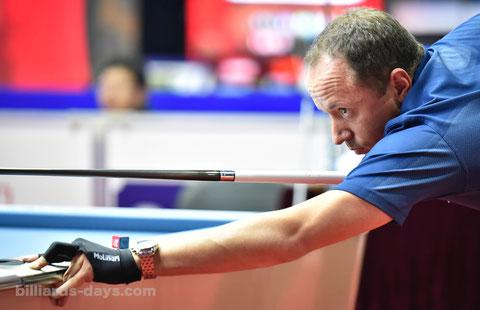 S・バンボーニング 写真は2018 China Openより