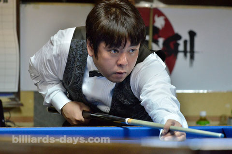 Tokuyuki Tanabe, 2014 Winner