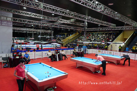 The Venue of 2016 China Open  Photo Courtesy of On the hill !