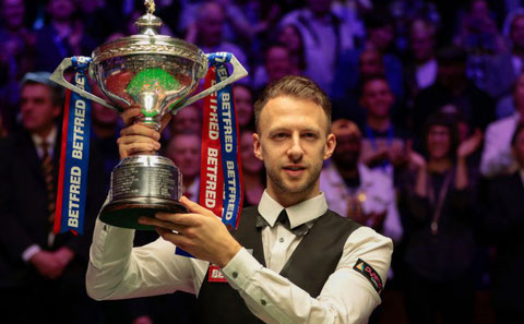 2019 Champion Judd Trump