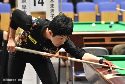 Maki Kimura 2016 全日本選手権にて