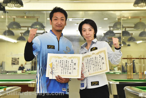 2018 Kansai Open Winners