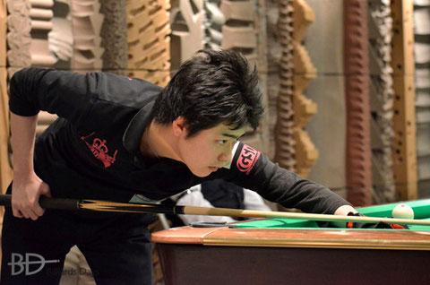 佐藤正行(Masayuki Sato) Hokkaido Open Runner-up