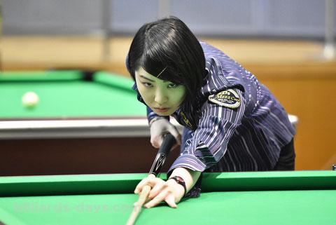 Samia Konishi ※2018全日本選手権にて