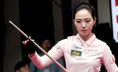 車由蘭 Photo : PBA : Professional Billiards Association