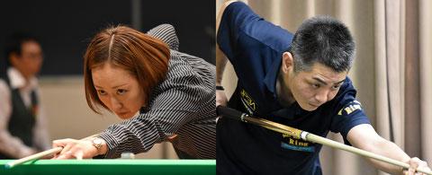 2015東海グランプリ優勝、栗林美幸&田中雅明