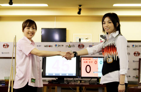 Ayako Maruoka & Satsuki Nagaoka   Photo :  JAPA