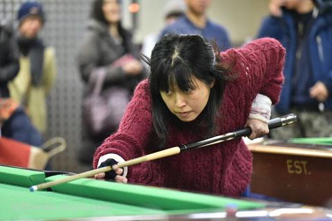 Winner : 志摩櫻