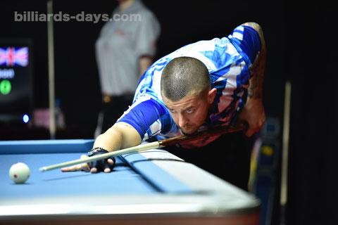 Jayson Shaw ※写真は2018 China Openにて
