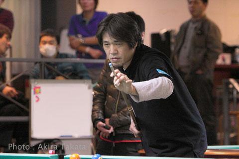 神箸久貴(JPBA) ※Photo : Akira Takata