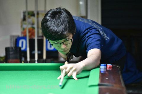 3rd prize : Shonosuke Komiya (amateur)