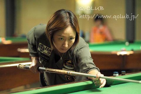 Miyuki Kuribayashi Photo Courtesy of Q-CLUB