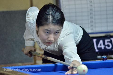 Lee Mi rae (Korea) 2014 ※前回大会より