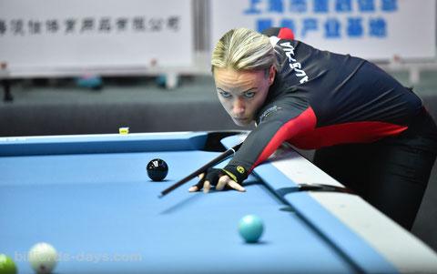 ジャスミン・オーシャン ※写真は2018 China Open