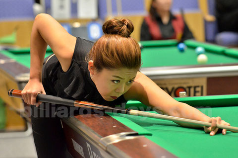 Kim Ga young won 2015 Tournament of Champions