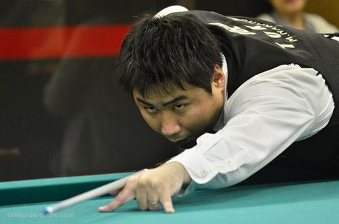 Masayuki Nakano 2015年球聖戦・東日本A級戦にて