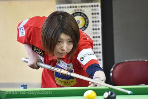 Asako Sato ※GPE-7東北予選in仙台にて