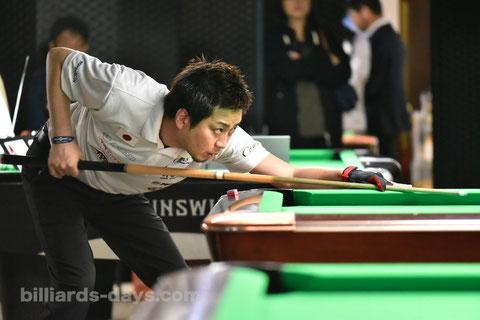 Winner : Naoyuki Oi