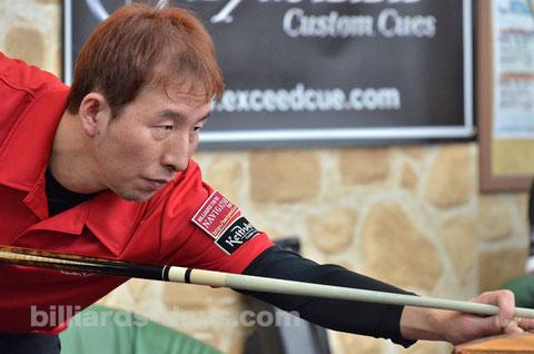 Atsushi Suzuki 2015 東北予選通過