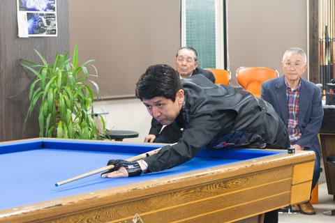 Tatsuo Arai Photo Courtesy of Carom Seminar