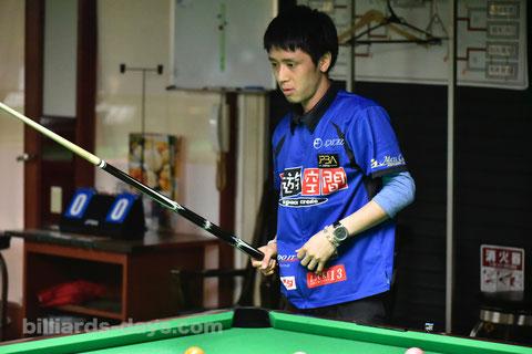 Runner-up : Hayato Hijikata