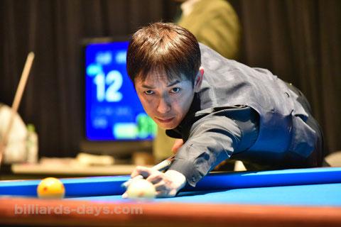 Runner-up : Nobuyasu Sakai
