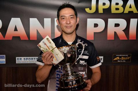 2015 GPE-7 Winner : Yuji Hayase 2016 GPE-1シードプレイヤー