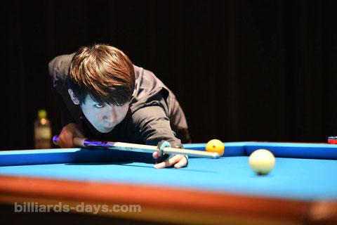 Runner-up Yusuke Mori 森雄介