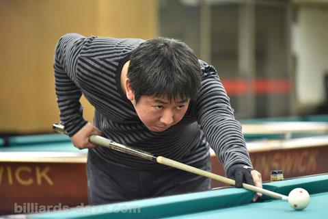 Winner : Yasuhiro Kijima