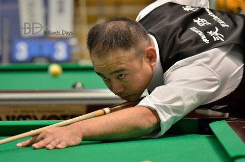 北谷好宏(Yoshihiro Kitatani) ※昨年の全日本選手権時