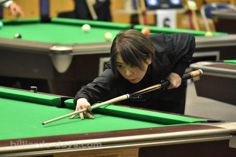 Maiko Nakamura ※昨年11月の『全日本選手権』にて