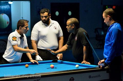 Last 8 of 2015 World Championship
