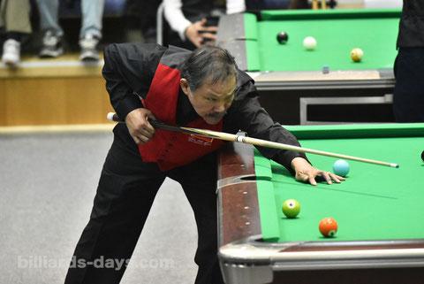 エフレン・レイズ ※写真は2017全日本選手権
