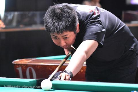Yasuhiro Kijima ※写真は2016関東オープン