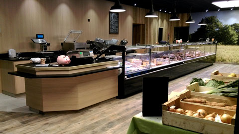 ferme de la mare charcuterie magasin a la ferme lamballe cotes d'armor 22 bretagne vente directe meslay traiteur boucherie porc sur paille vente de porc au particulier cotes d'armor