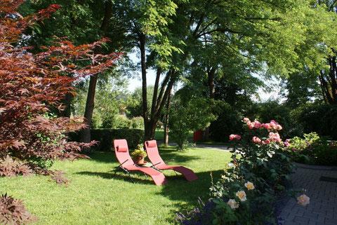 Liegegarten