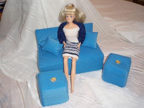 Mon beau salon bleu