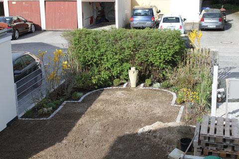 Etwas Garten