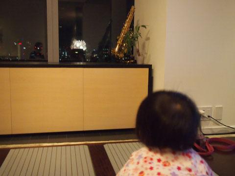一歳にもなると とてとて歩けるし、いろいろと興味深々だし、とにかくかわいかったー*^^*