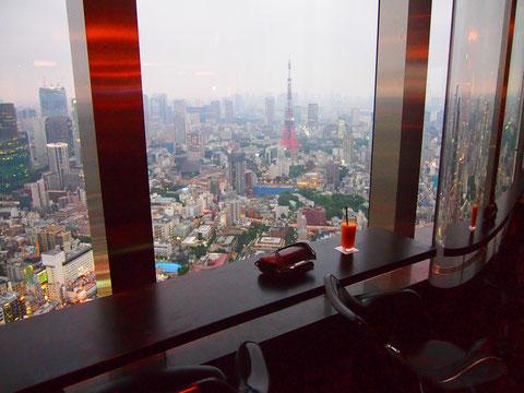やはり、51階は高いですね!
