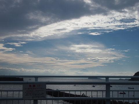夏なのに富士山が夢みたいに綺麗!・・