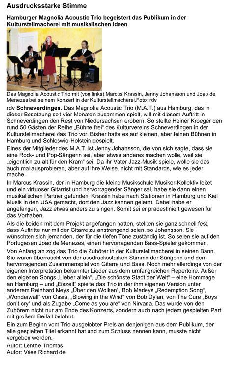 Boehme Zeitung vom 04.02.2013
