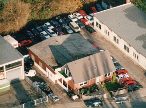 Gewerbehof Dusiplatz 9 in Hamburg-Bergedorf  +   KFZ-Handelsbetrieb seit 1988  +