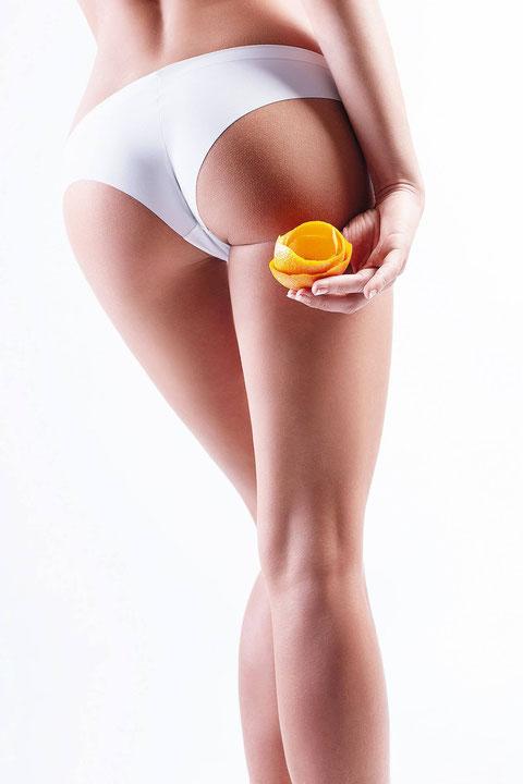 Anti-Cellulite, Anti-Falten und Hautstraffung mit LPG Endermologie