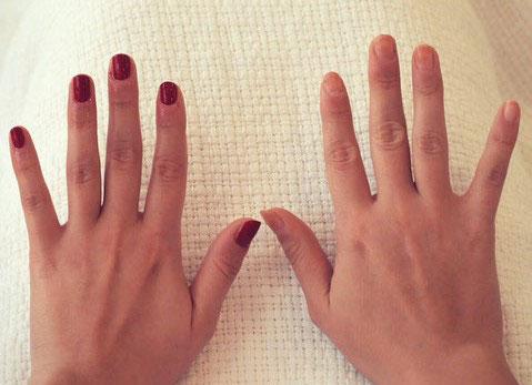 Manicure, Nägel, Nagelstudio, Nagellack, Kosmetikinstitut