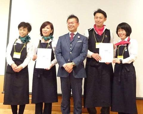 第6回野菜ソムリエアワード九州沖縄地区予選準優勝!