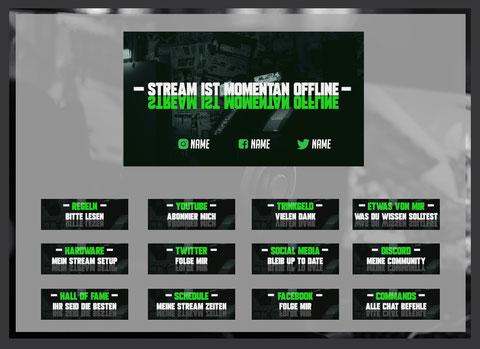 twitch streamer bundle 10