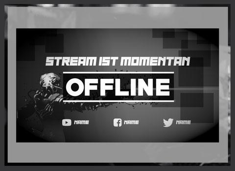 Twitch Offline Banner 13